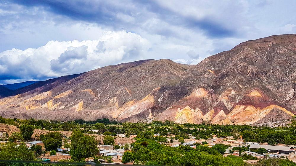 Ущелье Умауака, Аргентина