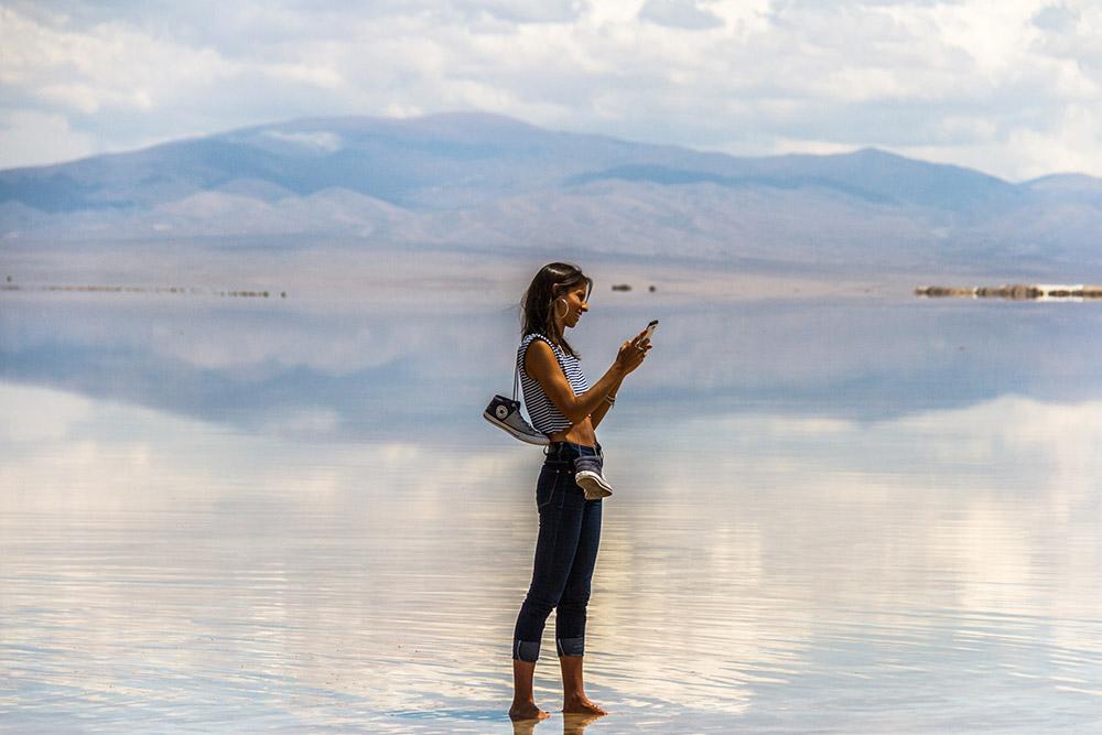 Солончак Salinas Grandes, Аргентина