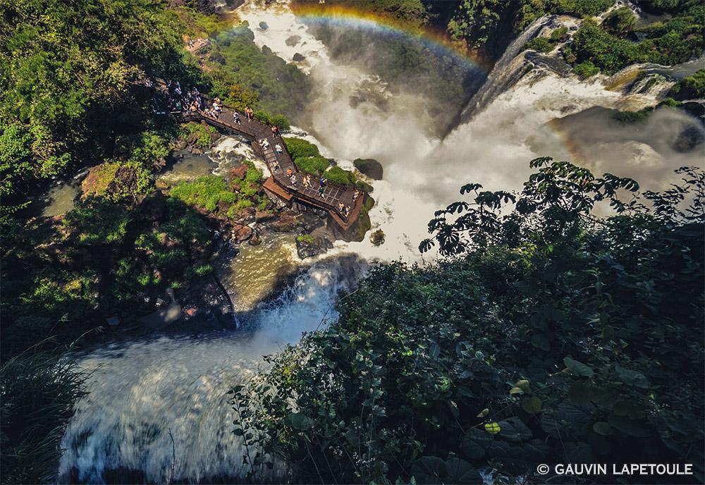 Водопады Аргентины: Игуасу