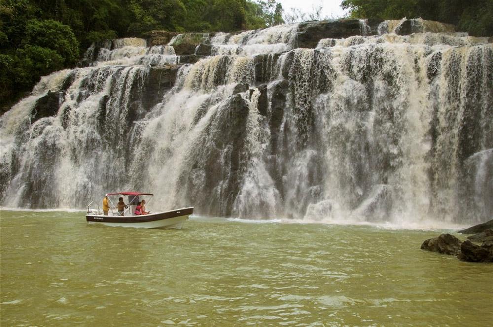Водопад Yasy в Аргентине