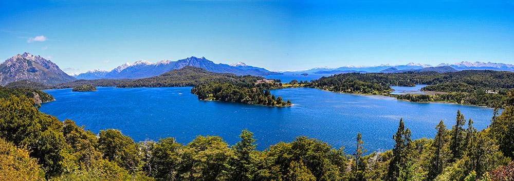 Науэль-Уапи - самое большое озеро Аргентины
