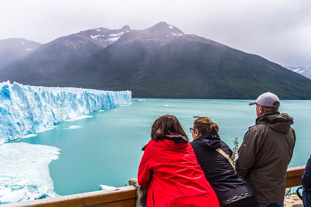 Эль Калафате в Аргентине — столица ледников