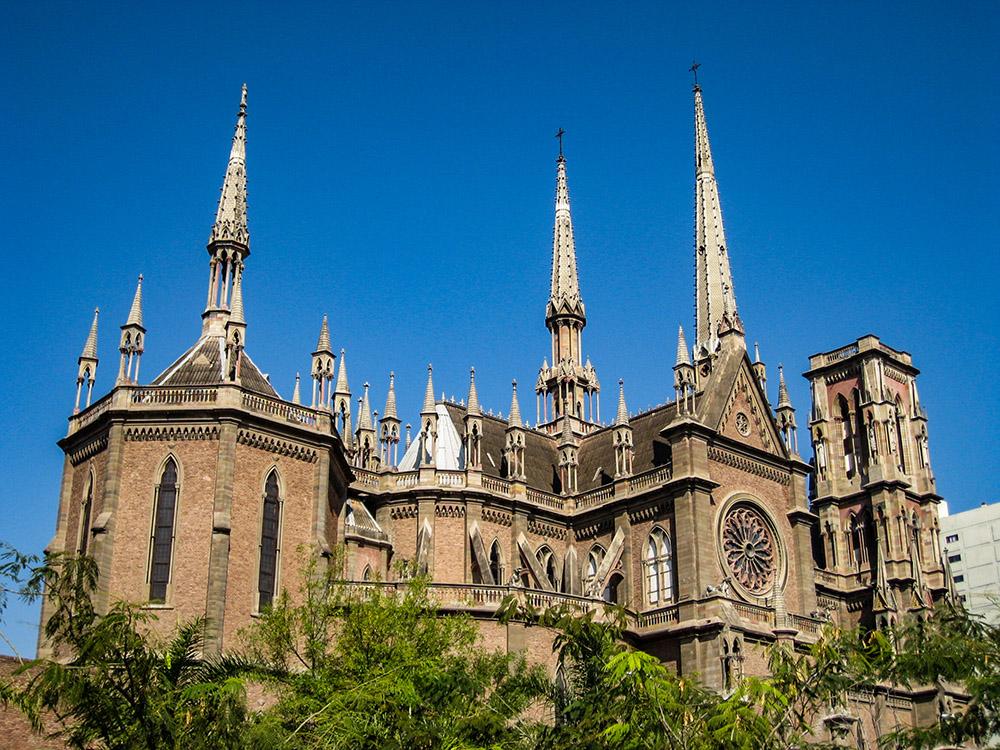 Кордоба в Аргентине и иезуитская культура