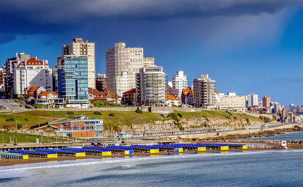 Пляжи Аргентины: 7 лучших мест для отдыха
