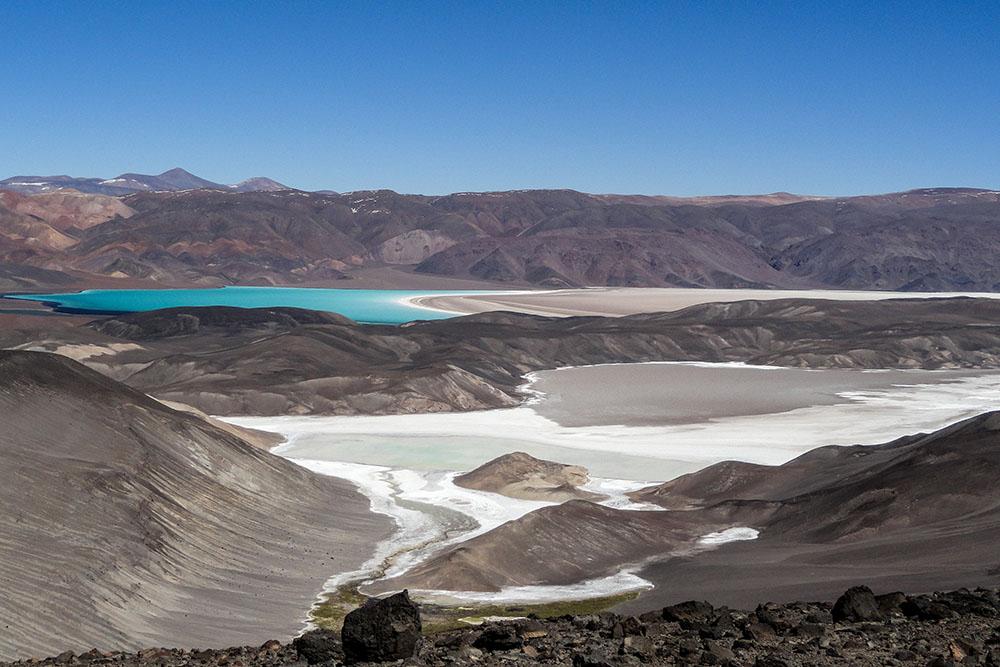 Пуна —  высокогорный район в Южной Америке