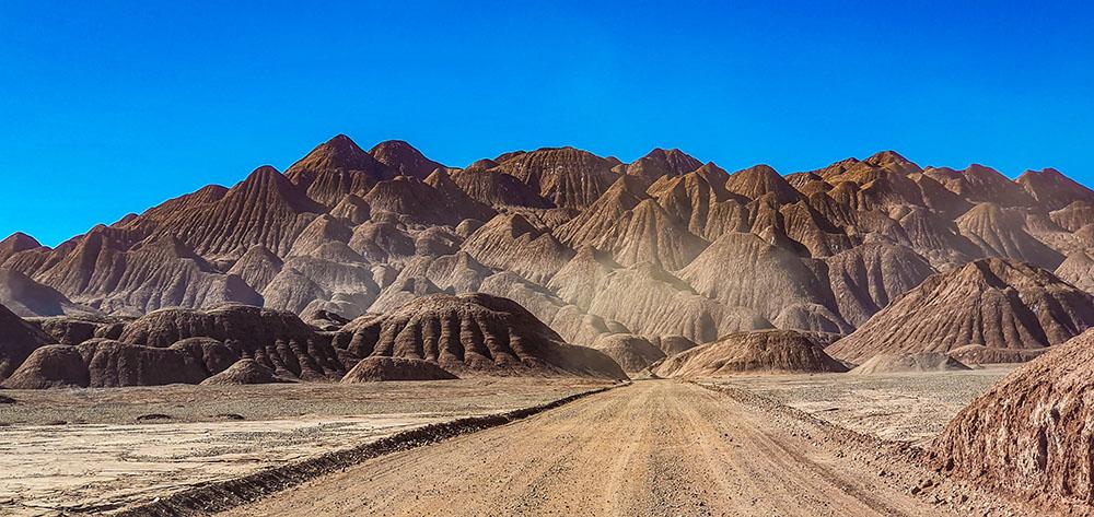 Пустыня-лабиринт в Пуне