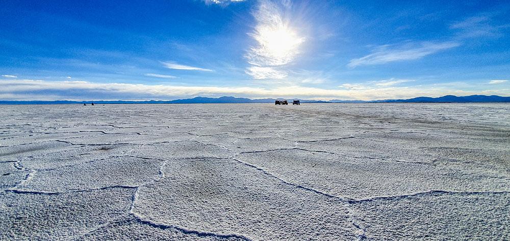 Царство соли в Аргентине