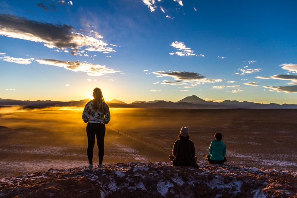 Закаты аргентинской Пуны