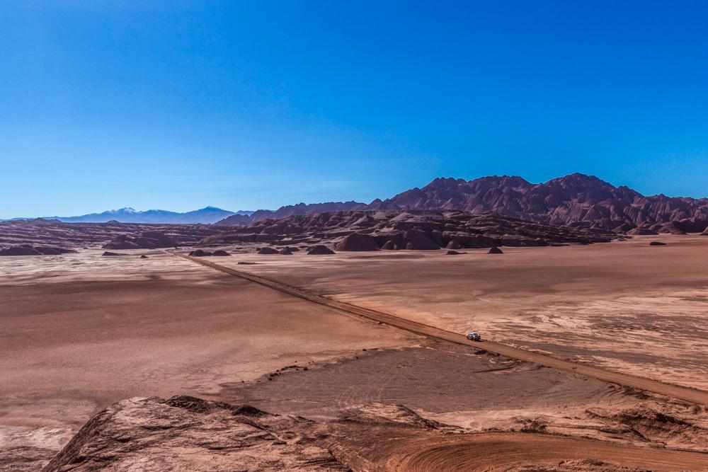 Экспедиция по аргентинской Пуне. Пустыня дьявола.